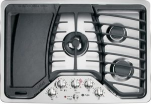 best gas cooktop GE CGP650SETSS Café 36″