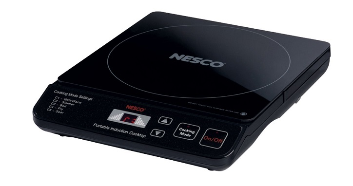Elegant Nesco PIC 14 Review: Portable Induction Cooktop 1500 Watt