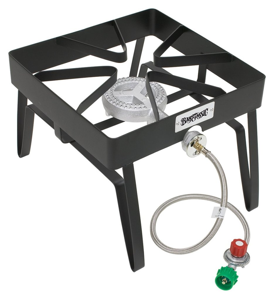 Bayou SQ14 is one Classic Patio Stove Single Burner