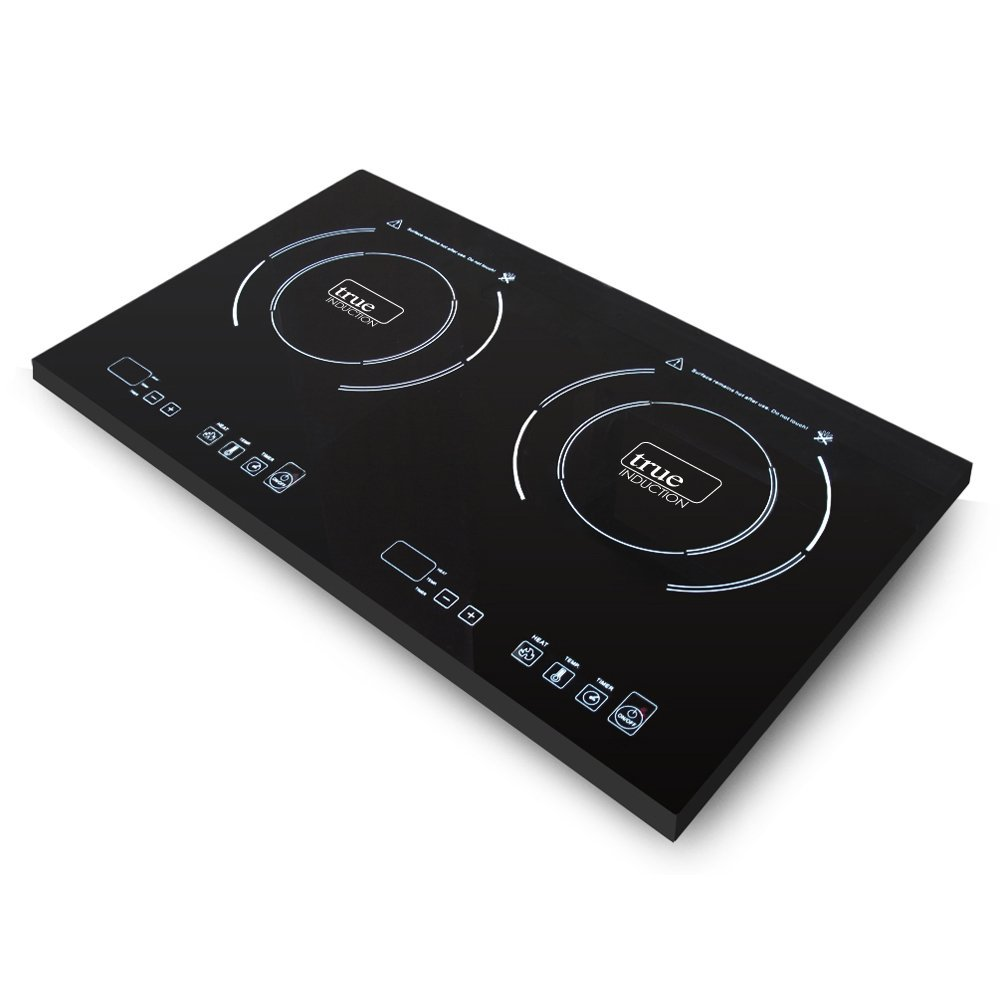 review of true induction double burner electric cooktop best rated gas electrical and. Black Bedroom Furniture Sets. Home Design Ideas