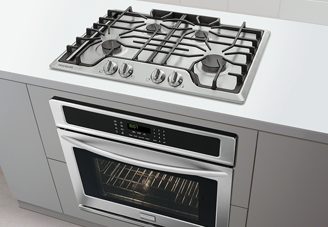 Best Rated 4 Burners Frigidaire FGGC3045QS 30″ Gas Cooktop Review