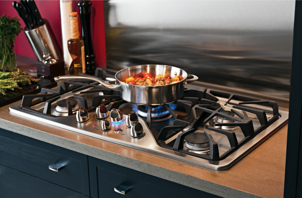 5 Reasons Why This Cooktop Is A Favorite Among Many Homes Even Distribution Of Heat Onto The Cookware Sealed Burners Protecting From