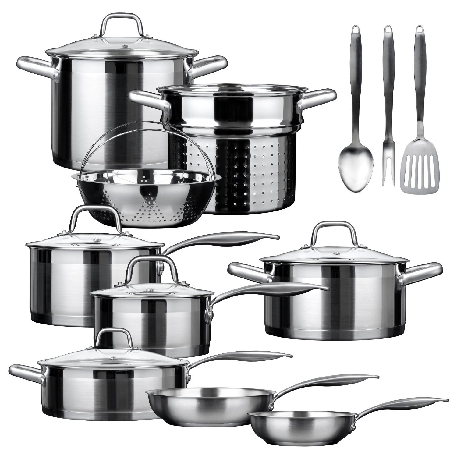 How to choose a cookware for induction cooker: tips 40