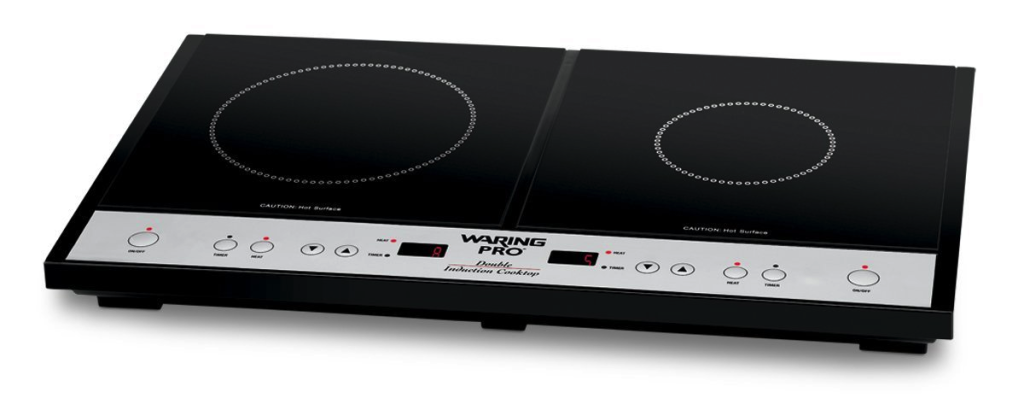 Double up your Cooking Speed with Waring Pro ICT400 Cooktop