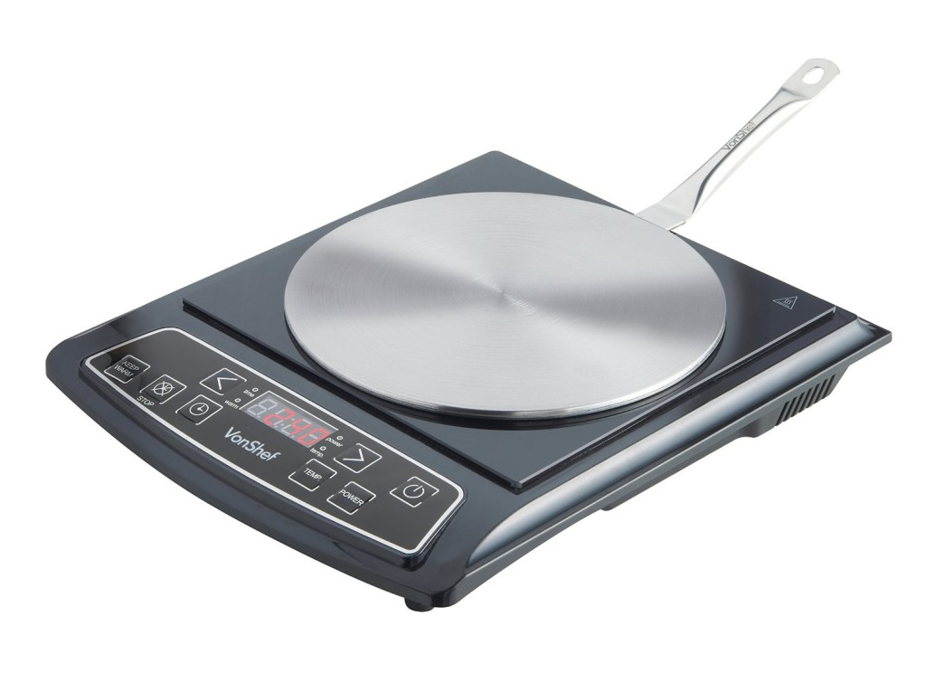 Heating Induction Cook Tops ~ Induction cooktop interface disk vs cookware