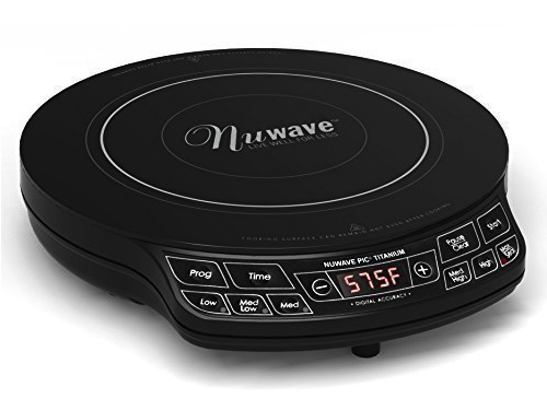 Nuwave Pic Anium Has Already Produced A Range Of Portable Induction Cooktops