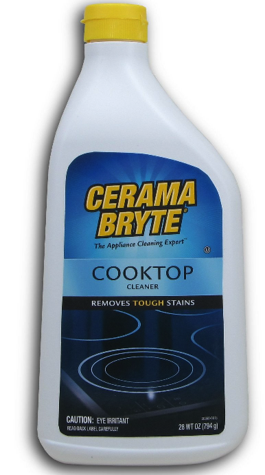 Cerama Bryte Ceramic Cooktop Cleaner