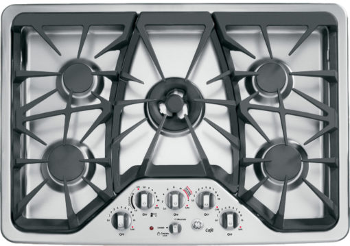 GE Profile PHP9030SJSS 30 Inch Induction Cooktop in Stainless Steel Appliances