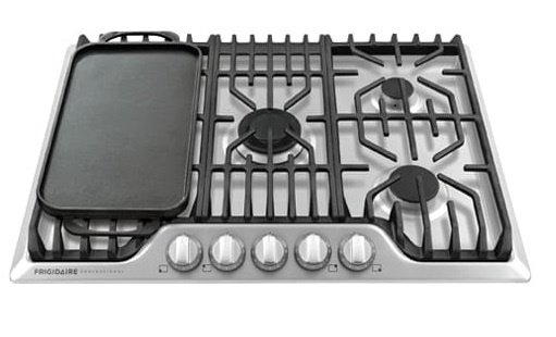 30 Inch 5 Burner Gas Cooktop Vs 4