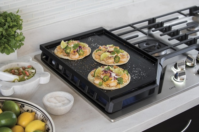 2018 Best Gas Cooktop with Griddle – 30″ and 36″ Gas Cooktop