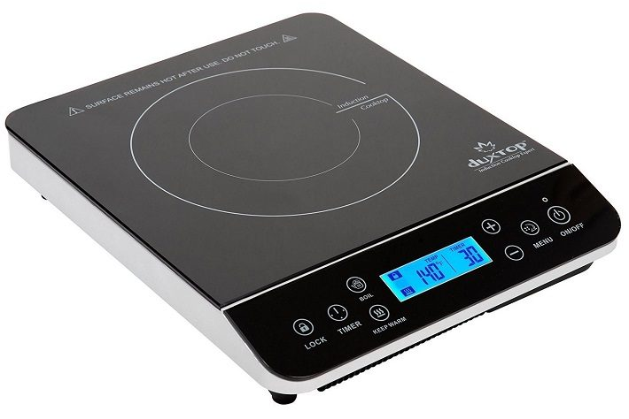 5 Best Portable Induction Cooktop (Single Burner) In 2018
