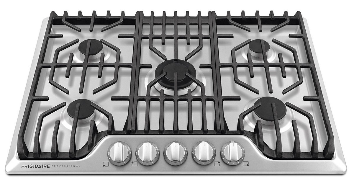 Frigidaire Professional Fpgc3077rs 30 Plus Full Range Burner 18 200