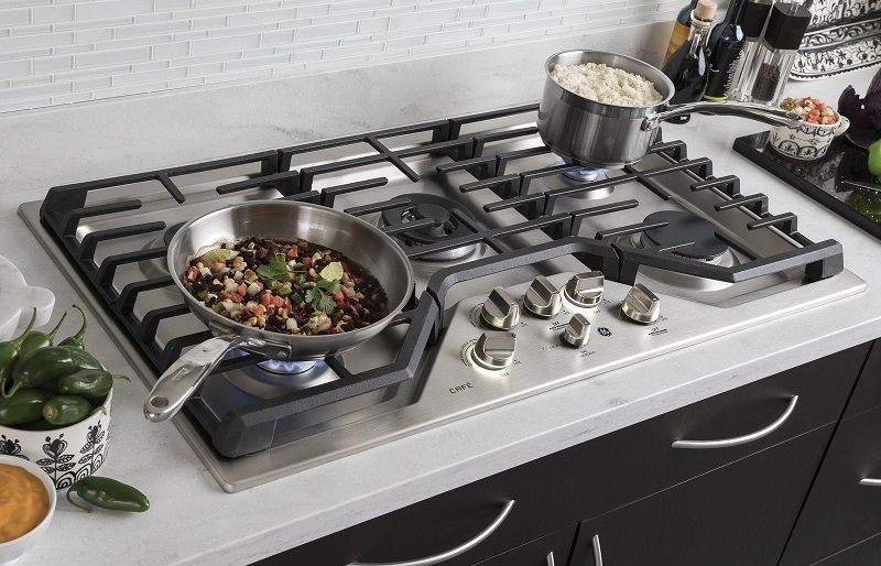 3 Best Gas Cooktop Reviews 2018 Guides Comparisons Verdicts