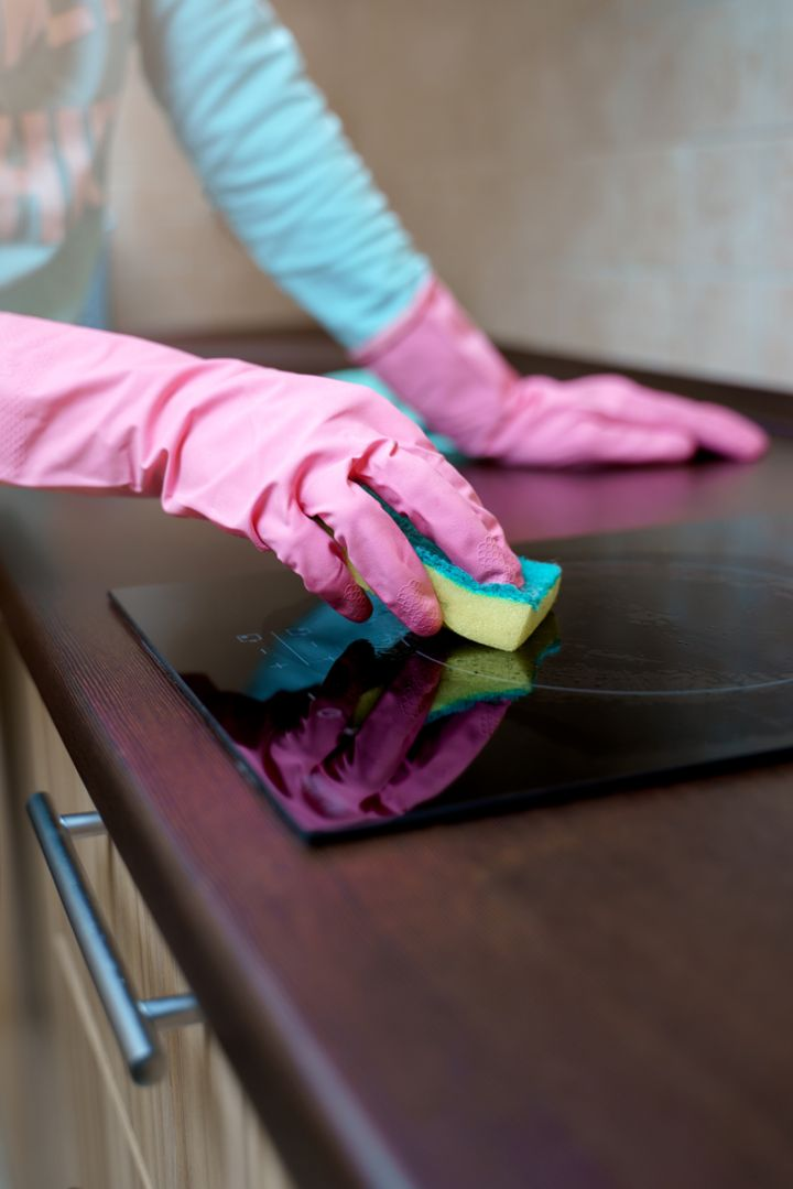 Best Induction Cooktop Cleaner