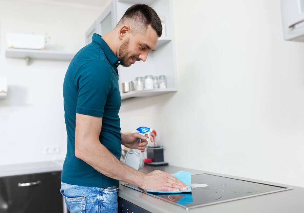 Best cleaner for ceramic cooktop