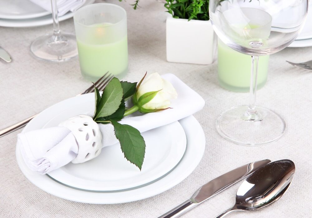 best paper plates for wedding