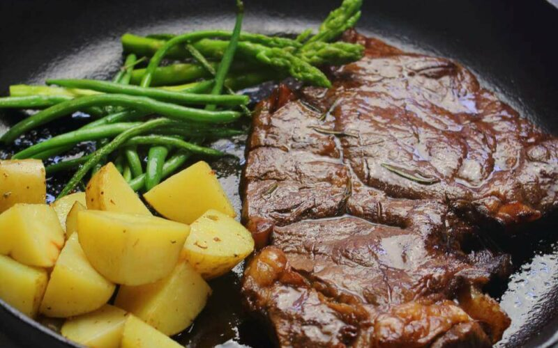 How To Cook London Broil For That Perfect Date Night