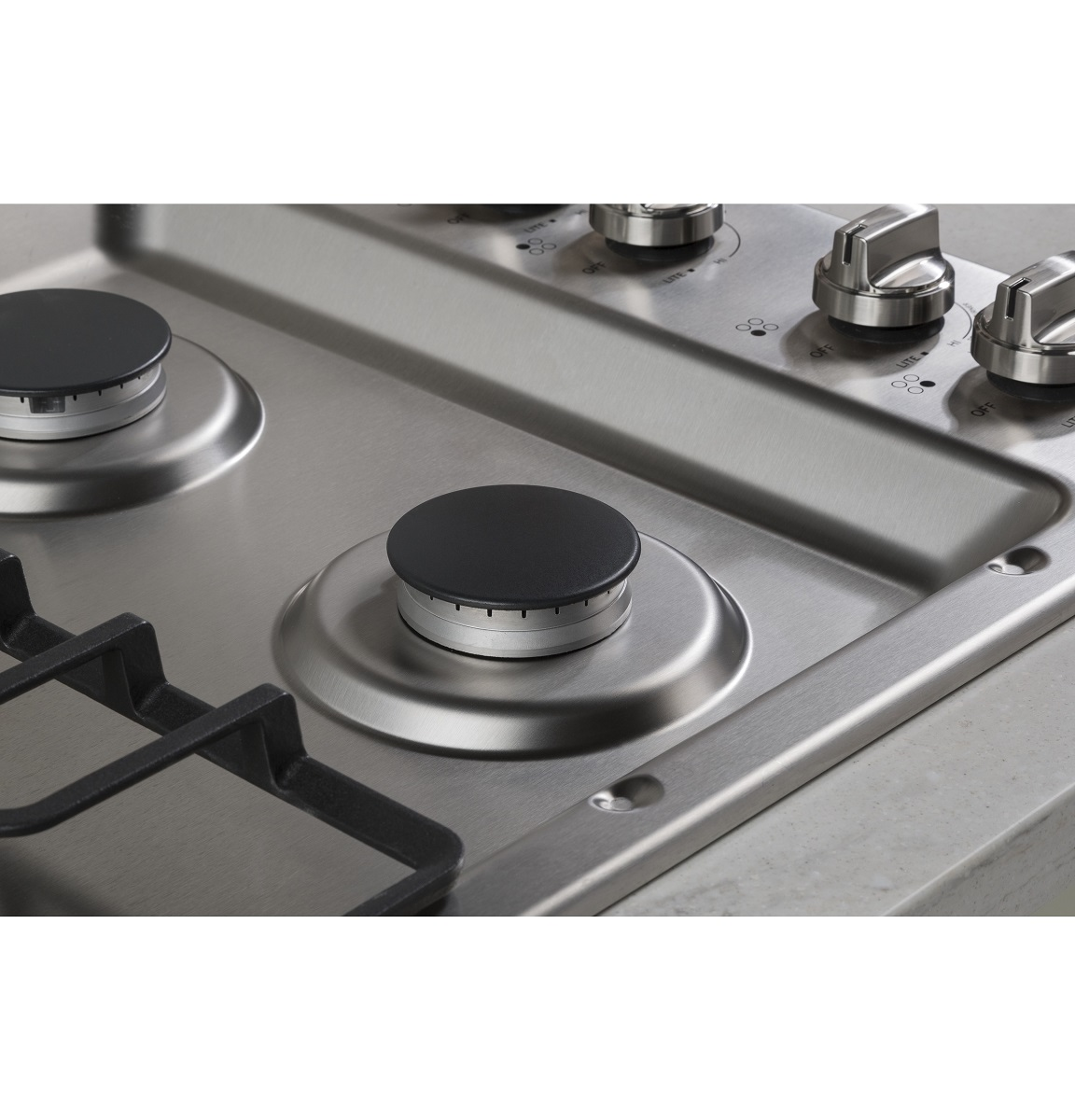 guide to pick the best 30 inch and 36 inch gas cooktop 2018. Black Bedroom Furniture Sets. Home Design Ideas